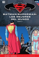 Batman y Superman - Colección Novelas Gráficas núm. 49: Los mejores del mundo (Parte 1)