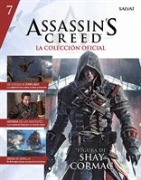 Assassin's Creed: La colección oficial - Fascículo 07: Shay Cormac (Fascículo + Figura)