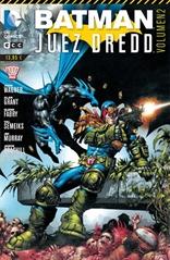 Batman/Juez Dredd vol. 02