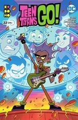 Teen Titans Go! núm. 22