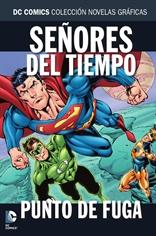 Colección Novelas Gráficas núm. 72: Señores del Tiempo:  Punto de fuga