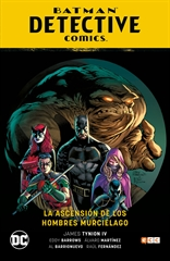 Batman: Detective Comics vol. 01 - La ascensión de los Hombres Murciélago (Renacimiento Parte 1)