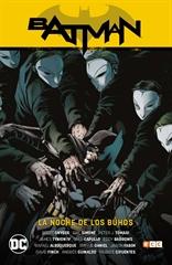Batman: La noche de los Búhos (Batman Saga - Nuevo Universo Parte 2)