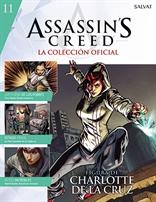 Assassin's Creed: La colección oficial - Fascículo 11: Charlotte de la Cruz (Fascículo + Figura)