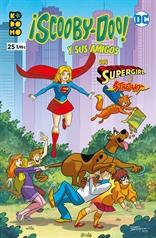 ¡Scooby-Doo! y sus amigos núm. 25