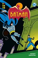 Las aventuras de Batman núm. 02