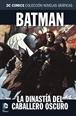 Colección Novelas Gráficas núm. 75: Batman: La dinastía del Caballero Oscuro