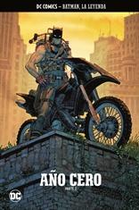Batman, la leyenda núm. 02: Batman: Año cero Parte 2