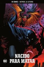Batman, la leyenda núm. 03: Nacido para matar