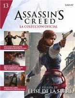 Assassin's Creed: La colección oficial - Fascículo 13: Élise de la Serre (Fascículo + Figura)