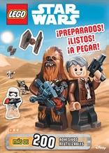 LEGO Star Wars. ¡Preparados! ¡Listos! ¡A pegar!