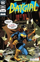Batgirl núm. 05 (Renacimiento)