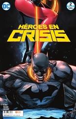Héroes en Crisis núm. 02 de 9