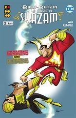 Billy Batson y la magia de ¡Shazam! núm. 02