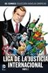 Colección Novelas Gráficas núm. 77:  Liga de la Justicia Internacional Parte 2