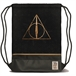 HARRY POTTER - Bolsa Saco Deathly Hallows