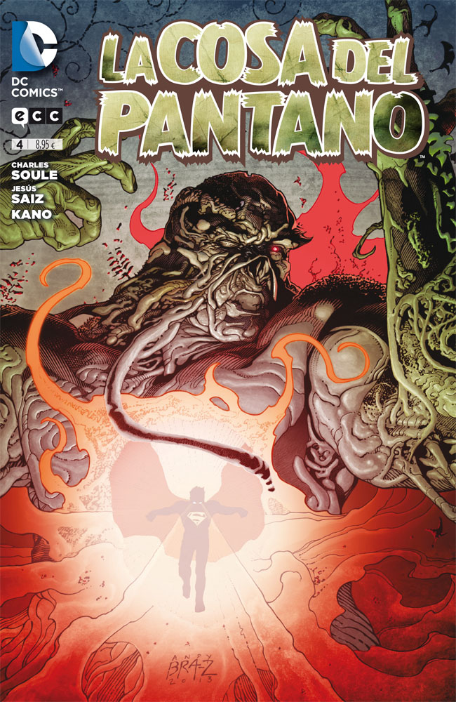 01 -  [Comics] Siguen las adquisiciones 2016 - Página 8 Cosa_pantano_num4_okBR