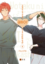 Qué difícil es el amor para un otaku núm. 04