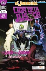 Liga de la Justicia núm. 87/ 9
