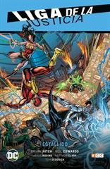 Liga de la Justicia vol. 02: Estallido (LJ Saga - Renacimiento Parte 2)