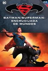 Batman y Superman - Colección Novelas Gráficas núm. 61: Batman/Superman: Encrucijada de mundos