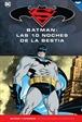 Batman y Superman - Colección Novelas Gráficas núm. 62: Batman: Las diez noches de la bestia