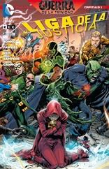 Liga de la Justicia núm. 21