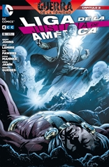 Liga de la Justicia de América núm. 06