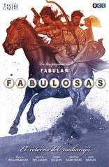 Fabulosas núm. 03: El retorno del maharajá