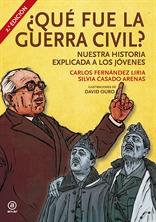 ¿Qué fue la Guerra Civil? Nuestra historia explicada a los jóvenes (Akal)