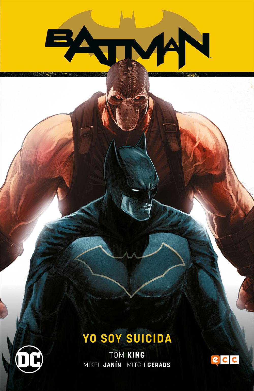 Batman de Tom King vol. 03: Yo soy suicida