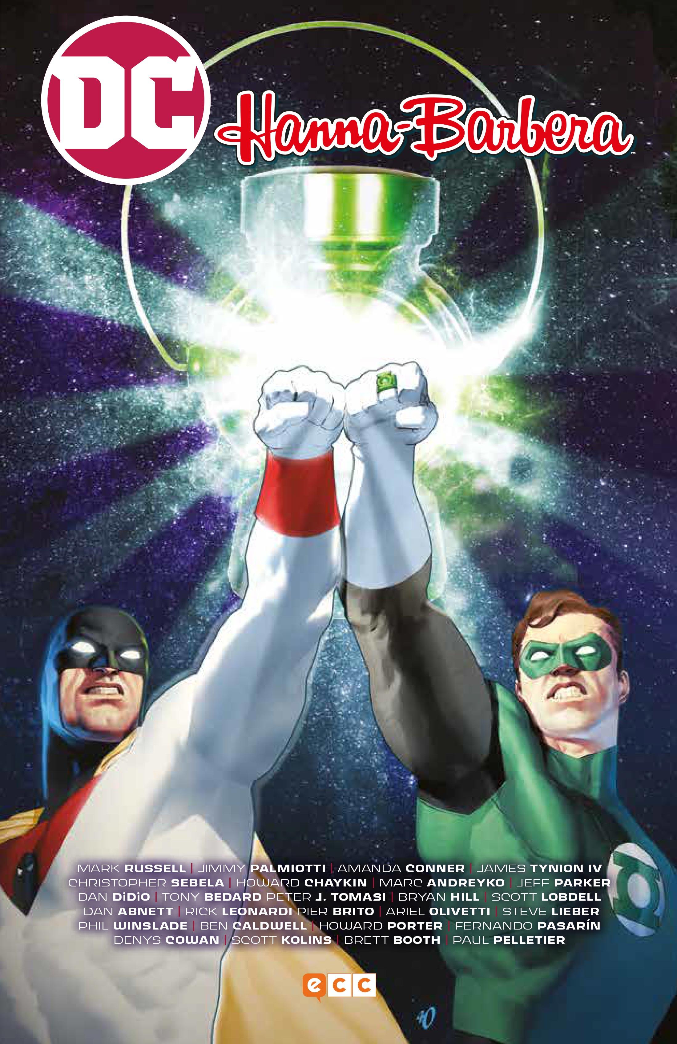 DC Comics/Hanna Barbera: Integral