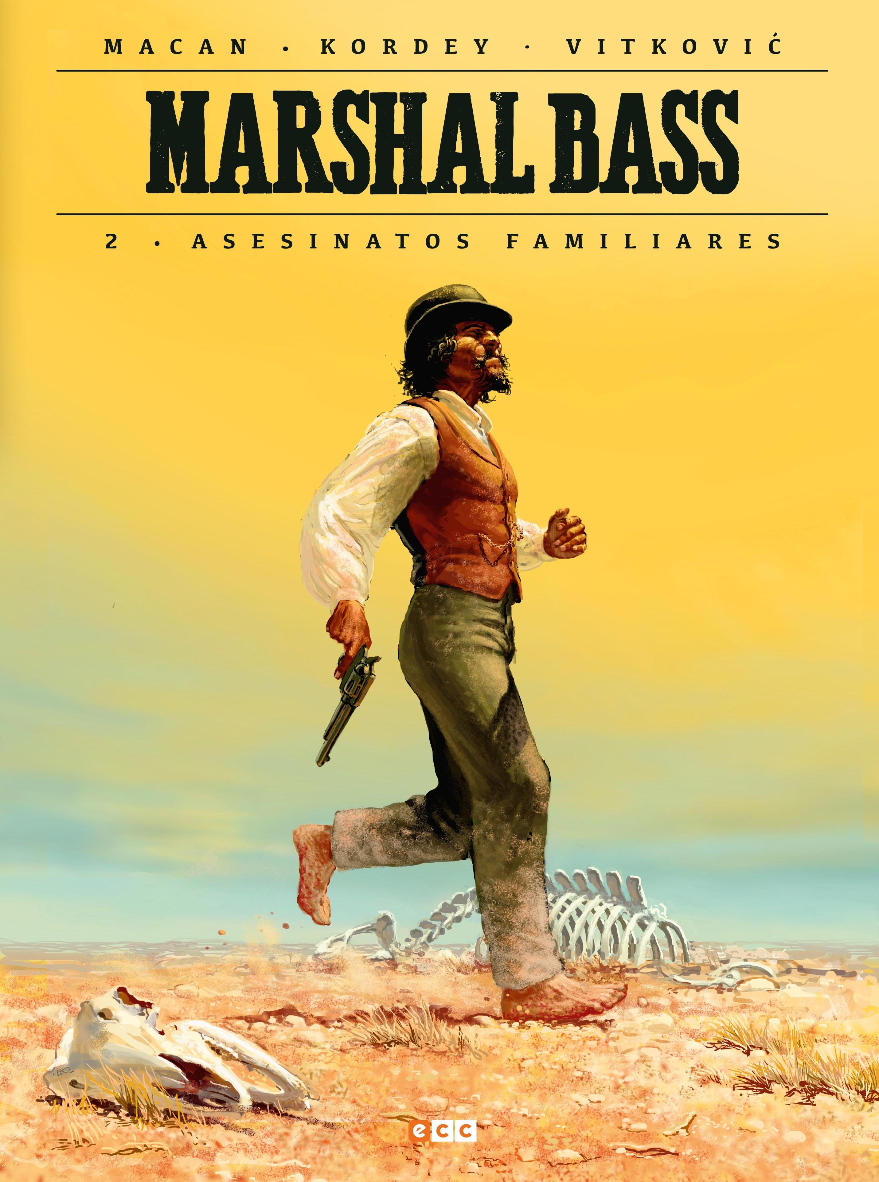 Marshal Bass: Asesinatos familiares