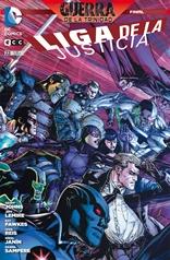 Liga de la Justicia núm. 22