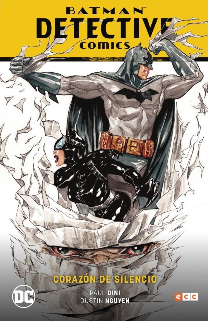 Batman: El corazón de Silencio