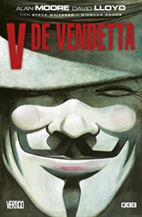 V de Vendetta (Rústica) (Novena edición)