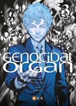 Genocidal Organ núm. 03