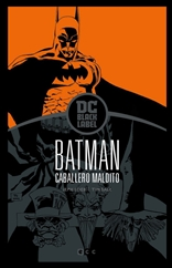 Batman: Caballero maldito – Edición DC Black Label
