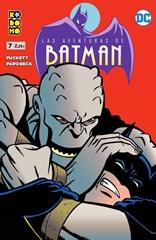 Las aventuras de Batman núm. 07