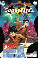 Las aventuras de los Superhijos núm. 07