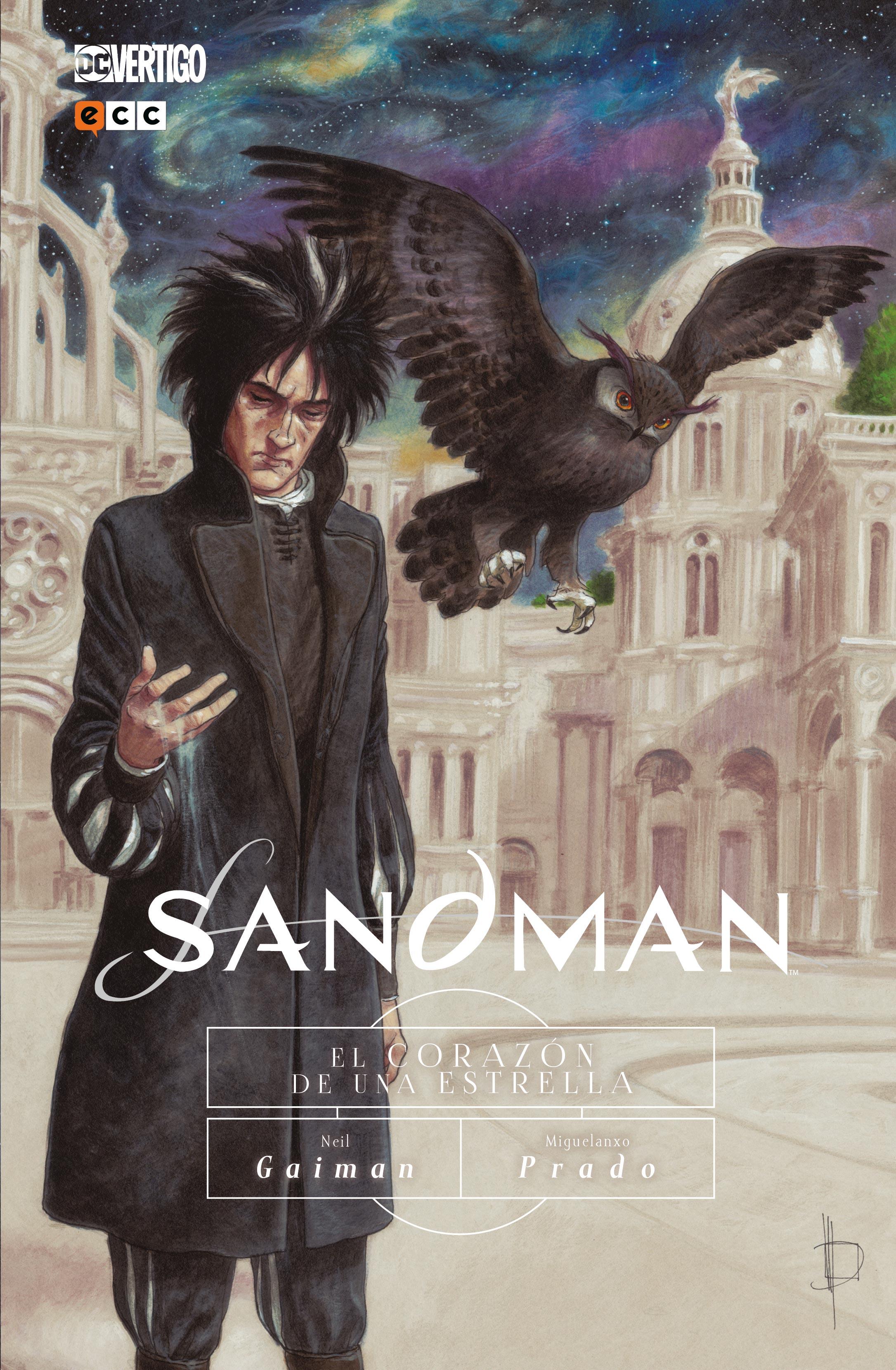 Sandman: El corazón de una estrella (Edición especial