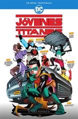 Jóvenes Titanes: Primera temporada – A toda potencia
