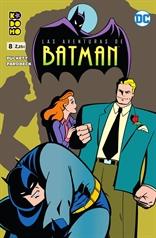 Las aventuras de Batman núm. 08
