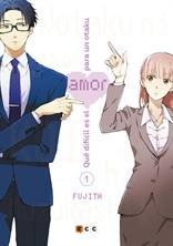 Qué difícil es el amor para un otaku núm. 01 (Cuarta edición)