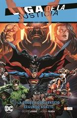 Liga de la Justicia vol. 10: La guerra de Darkseid – Segundo asalto (LJ Saga - Guerra de Darkseid 3)