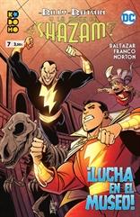 Billy Batson y la magia de ¡Shazam! núm. 07