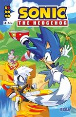 Sonic The Hedgehog núm. 04