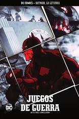 Batman, la leyenda núm. 16: Juegos de guerra (Parte 3)