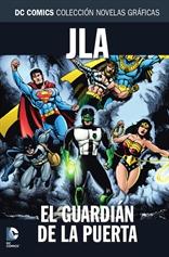 Colección Novelas Gráficas núm. 89: JLA: El guardián del portal