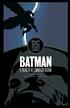 Batman: El regreso del Caballero Oscuro (Biblioteca DC Black Label)